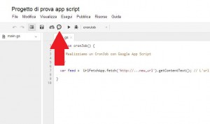 Trigger in Google Apps Script