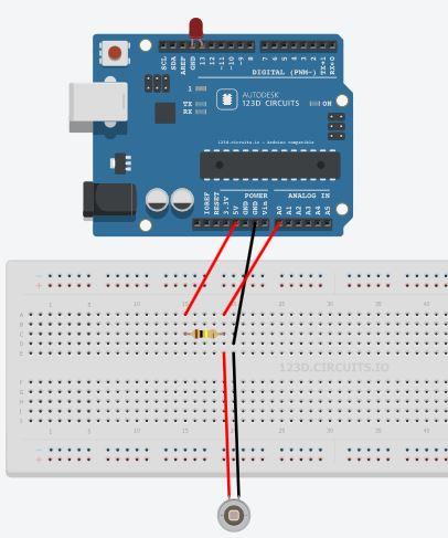 collegamento sensore livello acqua sketch arduino
