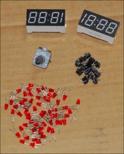 componenti elettronici lavatrice