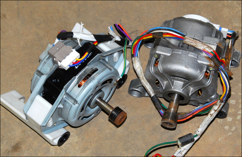 Schema Elettrico Motore Lavatrice : Cosa recuperare da una lavatrice rotta hackers tribe