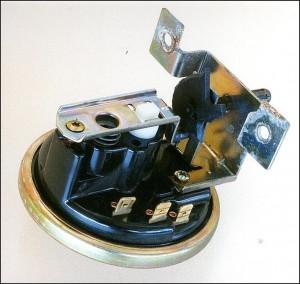 sensore meccanico livello acqua