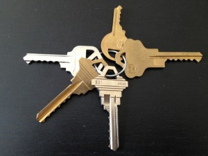 bump keys - chiavi ad urto