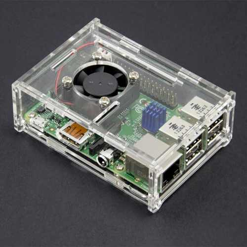raspberry pi fan 5v