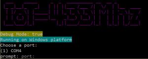 start-iot-433mhz