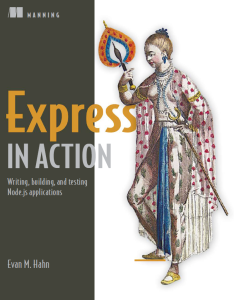 express-in-action
