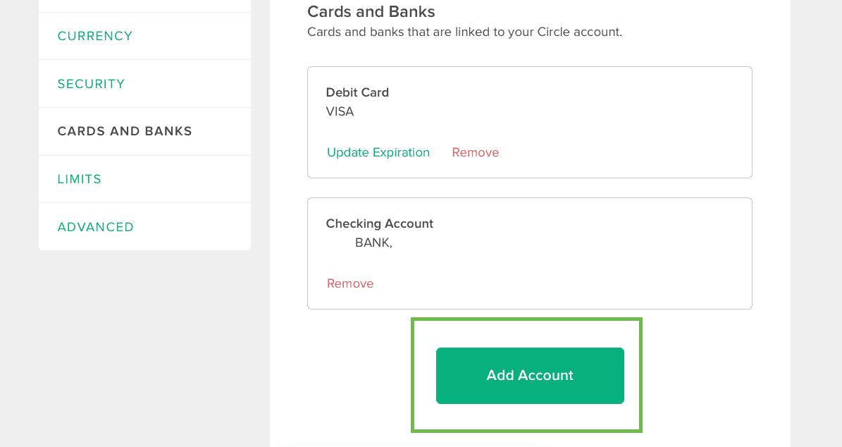 Acquistare bitcoin tramite bancomat o carta di credito