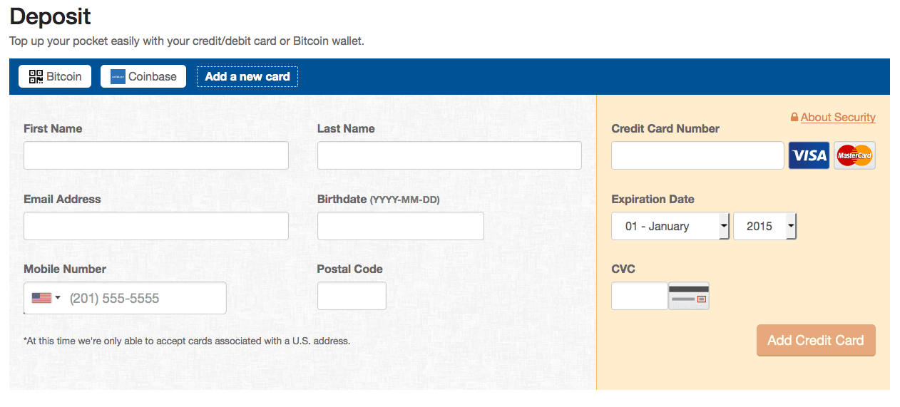 changetip acquistare bitcoin