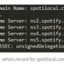 spotify-local