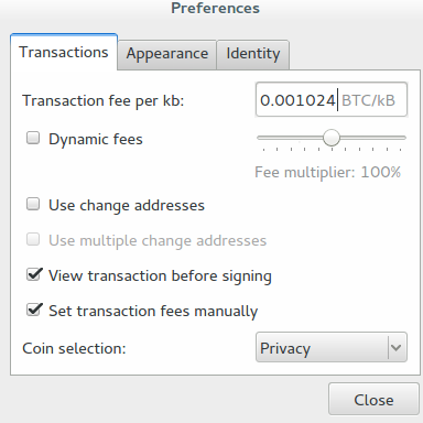 btc mercati transazione non confermata