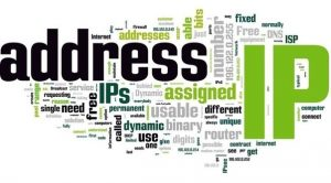 come localizzare un indirizzo ip
