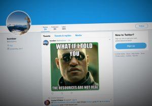 malware su twitter